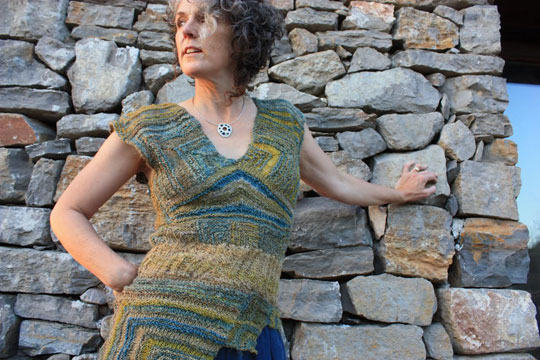 Sharon Kallis - From Seed to Shirt
